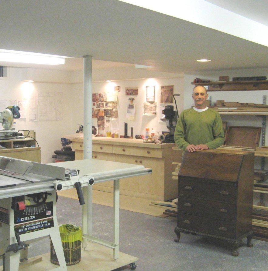 Steigerwald Furniture Shop